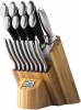 Chicago Cutlery Fusion Forged 18 Piece Set - C01310