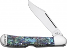 Case Copperlock Abalone Knife 12007