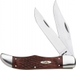 Case Hunter Knife Staminawood 5 1/4 Closed Length
