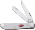 Case Cutlery Mini Trapper White - CA60186