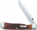 Case Cutlery Trapperlock Chestnut Bone - CA7010