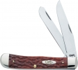 Case Cutlery Trapper Chestnut Bone - CA7011