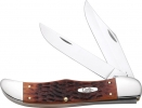 Case Large Folding Hunter Chestnut Knife 07013