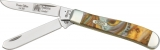 Case Cutlery Mini Trapper Abalone - CA9207AB