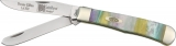 Case Cutlery Trapper Rainbow Corelon - CA9254RB