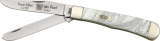 Case Cutlery Trapper White Pearl - CA9254WP
