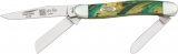 Case Medium Stockman Cats Eye Knife 9318CE