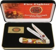 Case Cutlery Firefighter Trapper - CAFF