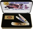 Case Cutlery Law Enforcement Trapper - CALE