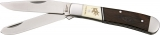 Cattlemens Rawhide Trapper- 4 1/8 closed - CC0002RS