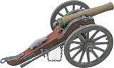China Confederate Cannon Replica - CN210491