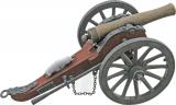 China Confederate Cannon Replica - CN210491