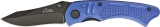 China Rite Edge Linerlock Blue. 4