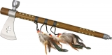 China Feather Tomahawk Peace Pipe - CN210956