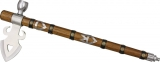 China Fleur Tomahawk Peace Pipe - CN210957