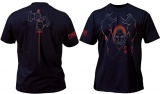 Cold Steel Samurai T-Shirt XL - CSTH3