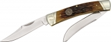 Colt Muskrat Brown Stag Bone - CT323