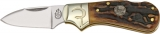 Colt Lockback Brown Stag Bone - CT324