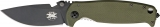 DPx HEST/F 2.0 Olive Drab Knife DPHSF005 Right Hand Configuration