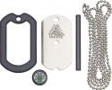 Dog Tag Dog Tag Deluxe Survival Knife - DT002