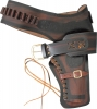 Denix Single Right Draw Holster - 01L