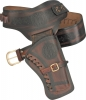 Denix Single Right Draw Holster - 02M