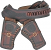 Denix Large Size Double Draw Holster