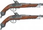 Denix Italian Dueling Pistols - 1013