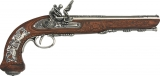 Denix 1810 French Flintlock Pistol - 1084NQ