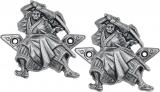 Denix Sword/Gun Hanger Nickel - 10NQ