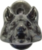 Denix Sword/Gun Hanger Wolf Head - 32G