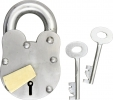 Denix Old West Large Padlock - 69B
