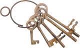 Denix Old West Jailers Keys - 714
