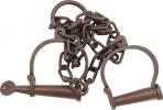Denix Old West Leg Cuffs Replica - 716