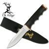 Elk Ridge Elk Ridge Fixed Blade Hunter. - ER104
