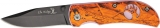 Elk Ridge Linerlock Orange - ER120OC