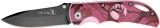 Elk Ridge Folder Pink Camo - ER134PC