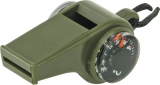 Explorer Emergency Whistle with Compass - EXP15