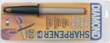 Eze-Lap 5 inch Oval Sharpener - EZLD5