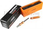 Exotac nanoStriker Firestarter Bright Orange 3 3/8