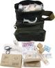 M-3 First Aid Kit Medic Bag Green Nylon Packed Full