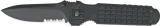 Fox Predator II Linerlock Black - FX-446BS