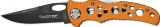 Fox Twister Lockback Orange - FX-453