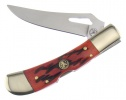 Frost Whitetail Gator Lockback Red - FWT600RPB