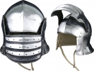 Get Dressed For Battle Bellows Face Sallet - GB344