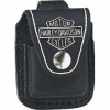 Zippo Harley Leather Pouch. Measures - HDP6