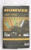 Humvee Safety Light Sticks 12 Pack - HMV6FP12