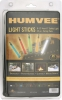 Humvee Safety Light Sticks 25 Pack - HMV6FP25