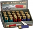 Humvee Shotgun Shell Knives 24 Piece - HMVDBSHOT