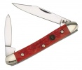 HandR Pen Knife Red Pick Bone - HR302RPB